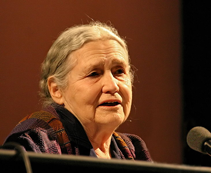 Doris Lessing (1919- Present) (Nobel Prize for Literature 2007)