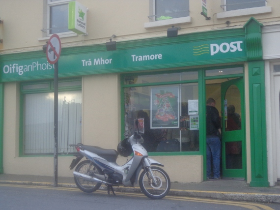 The Post Office, Tramore, Co. Waterford