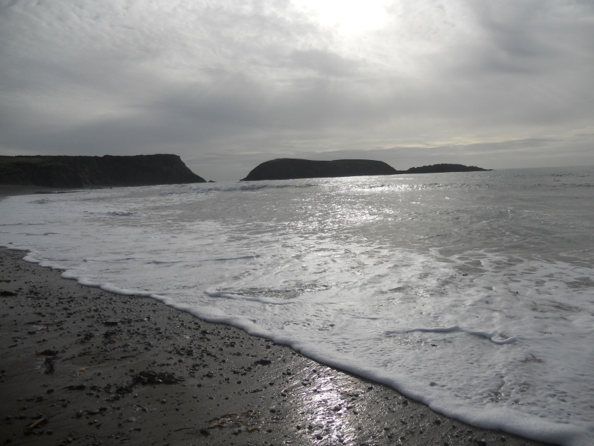 Annestown Beach, Co. Waterford.