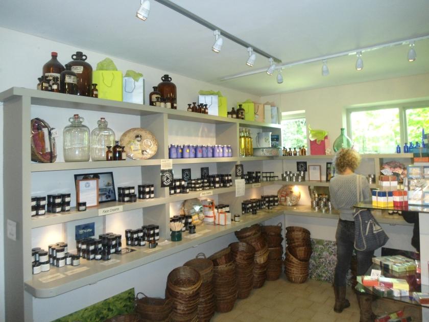 Burren Perfumery Shop