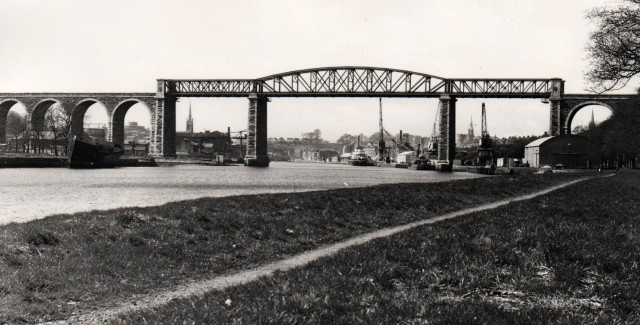 The  Viaduct, Drogheda, Co. Louth