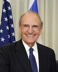 Senator George Mitchell Source: Wikipedia