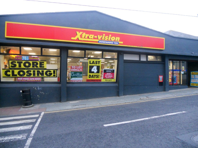 Xtra-vision, Tramore, Co. Waterford.