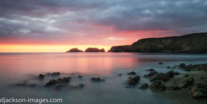 Garrarus Beach, Co. Waterford. Photo: Damien Jackson