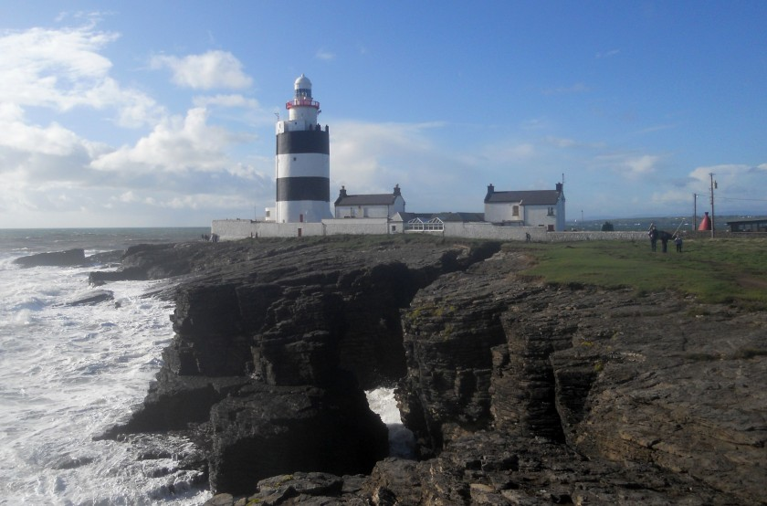 Hook Lighthouse, Co. Wexford.