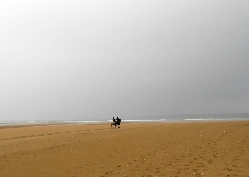 Tramore Beach, Co. Waterford.