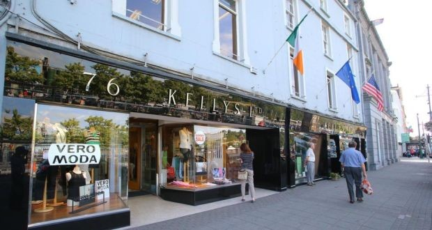 Kelly's, The Quay, Waterford. Photograph: Patrick Browne