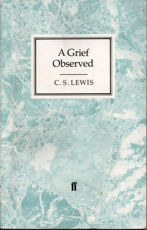 a grief observed essay A grief observed is a collection of c s lewis's reflections on the experience of bereavement following the death of his wife, joy davidman, in 1960 the book was first published in 1961 under the pseudonym nw clerk, as lewis wished to avoid identification as the author.