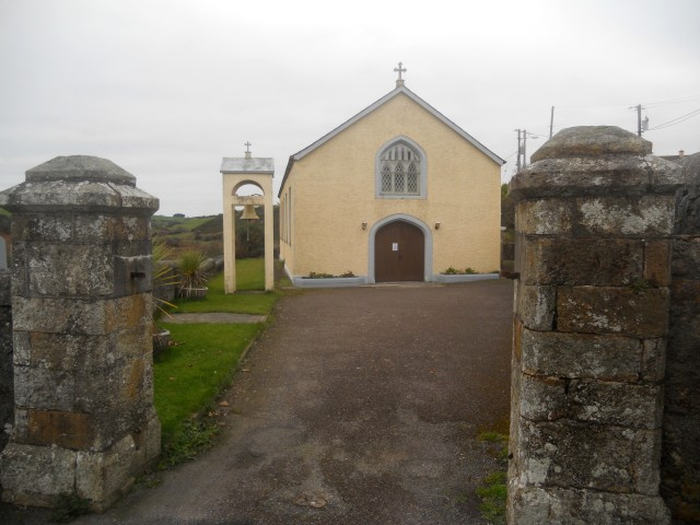 Bonmahon Church, Co. Waterford