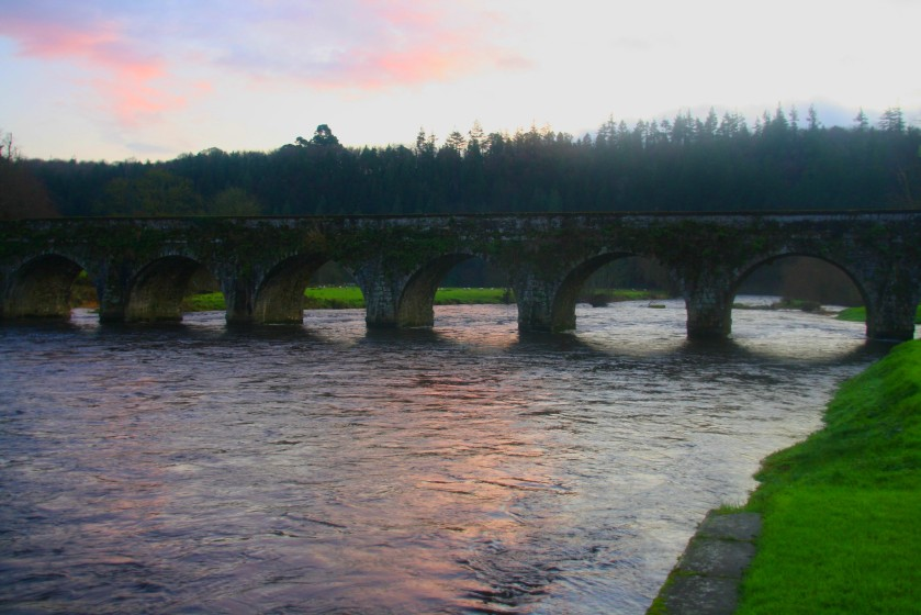 River Nore at Inistioge, Co. Kilkenny