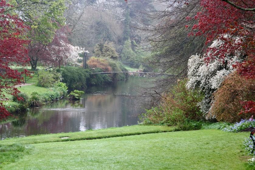 Mount Usher Gardens, Co. Wicklow