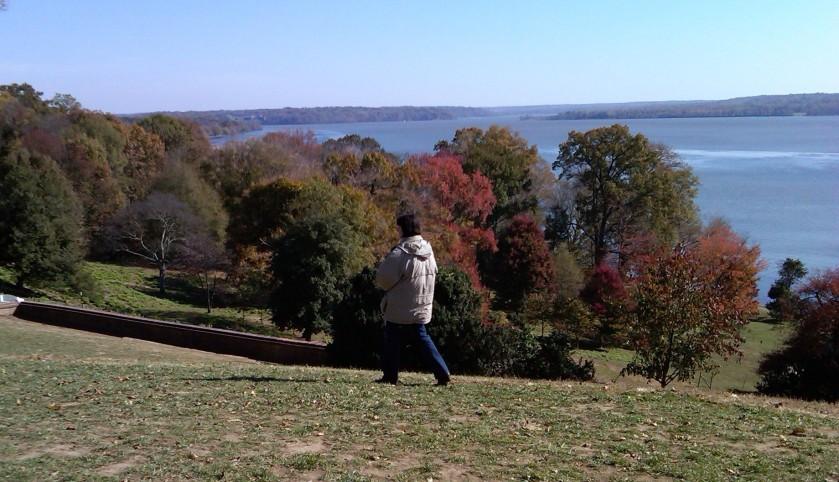 At Mount Vernon, near Washington D.C.