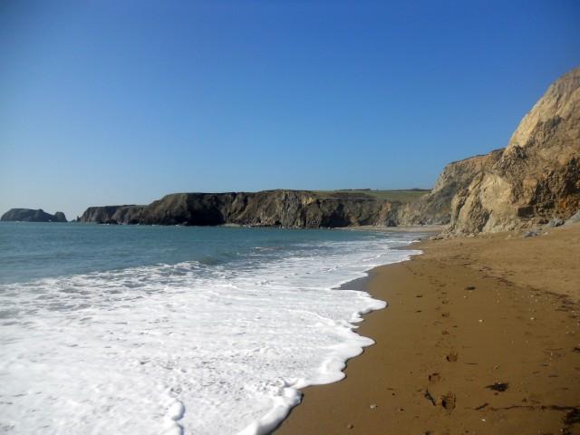 Garrarus Beach, Co. Waterford.