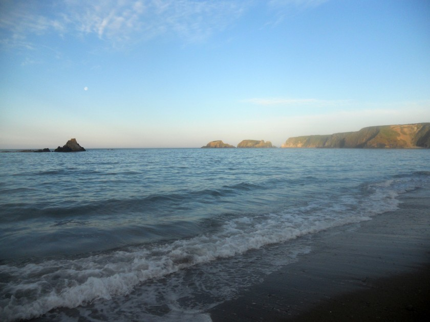 Garrarus Beach, Co. Waterford