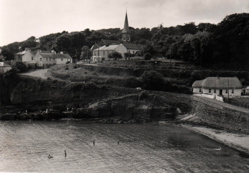 Dunmore East, Co. Waterford. Photo: Frank Tubridy