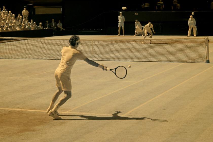 Roger Federer and Novak Djocovic. Source: Getty Images