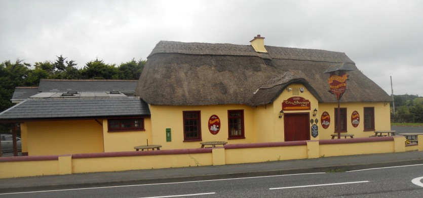 The Sweep Bar, Kilmeaden, Co. Waterford.