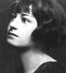 Dorothy Parker Source: Wikipedia