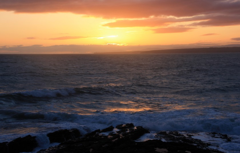 Sunset at Hook Head, Co. Wexford