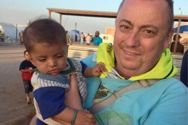 Alan Henning Source: www.thetimes.co.uk