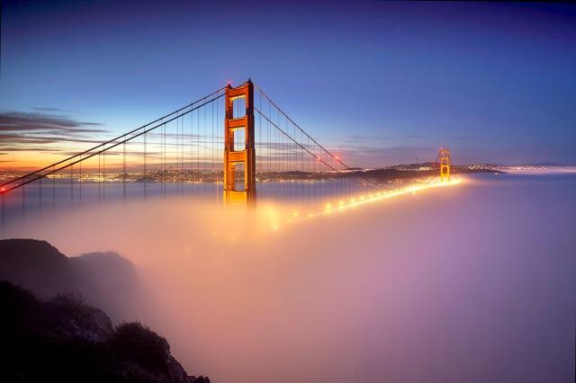 Golden Gate Bridge, San Francisco www.patricksmithphotgtraphy.com