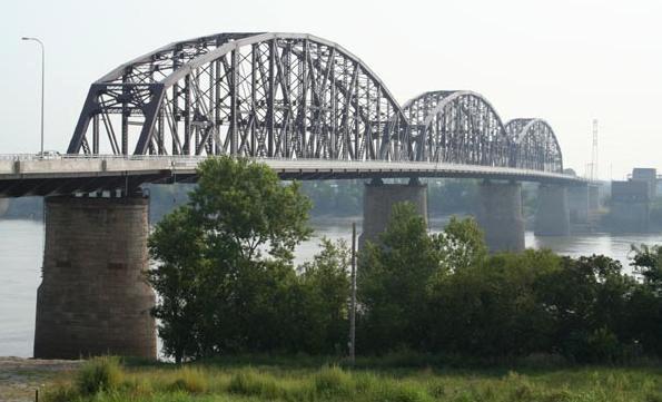 McKinley Bridge Crop