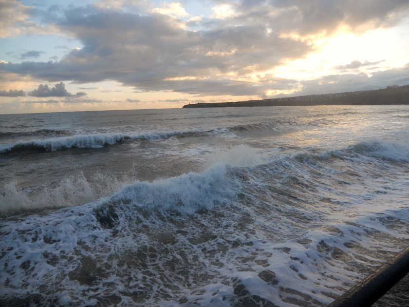 Tramore towards The Metal Man, Co. Waterford