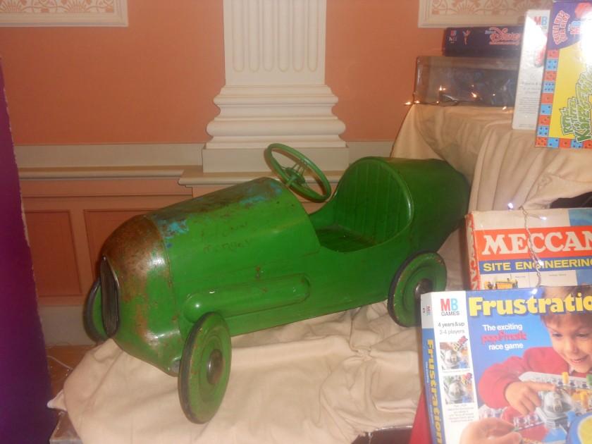 The Green Car