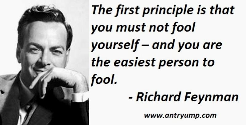 Richard Feynman quotes