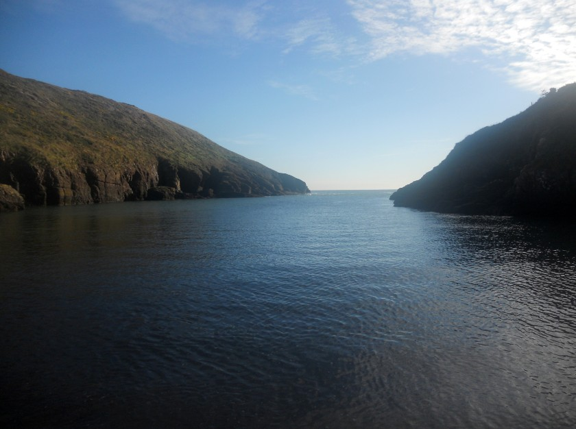 Portally Cove, Co. Waterford.