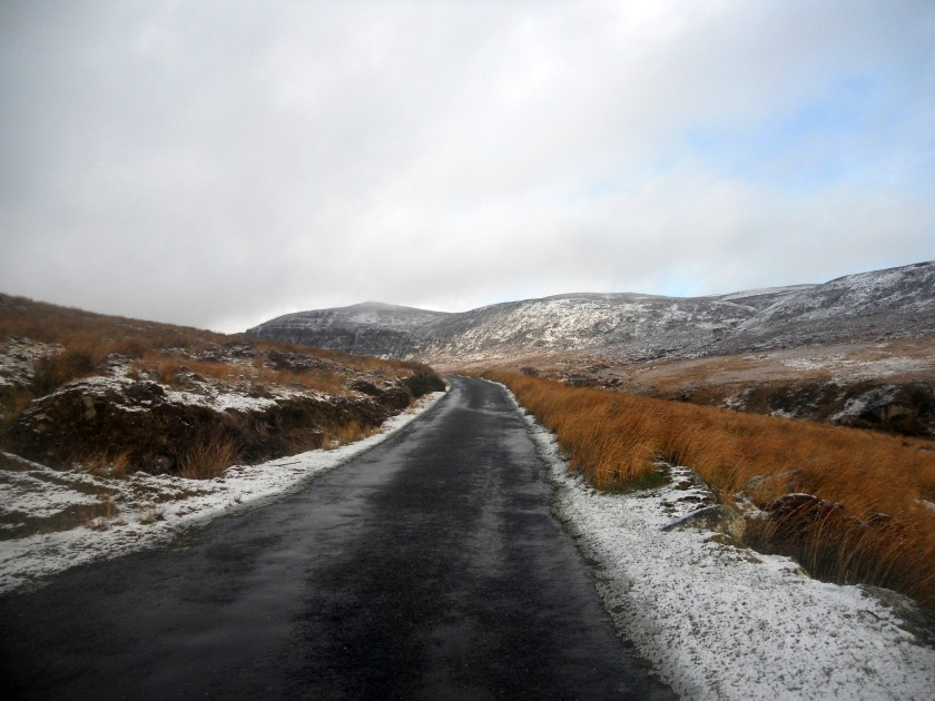 Snowy Comeragh Mountains, Co. Waterford