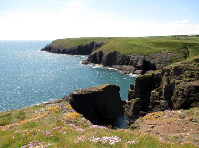 Coastal Path, Dunmore East, Co. Waterford