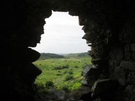 View from Dunhill Castle