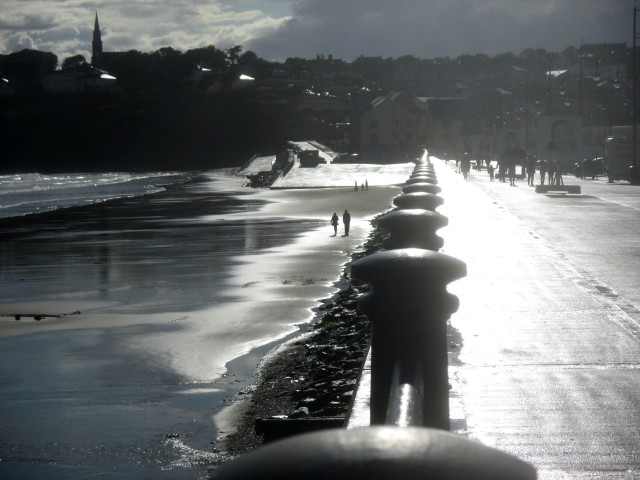 Tramore from The Promenade.