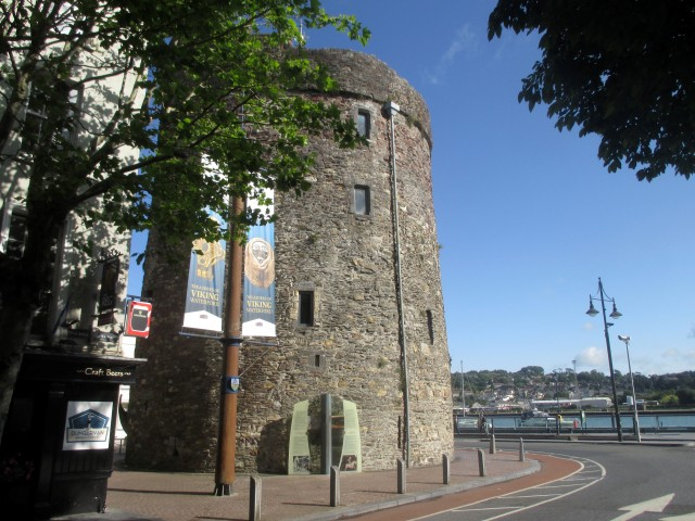 Reginald's Tower, Waterford City