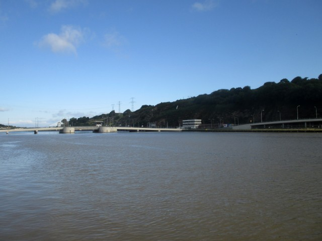 River Suir, Waterford City