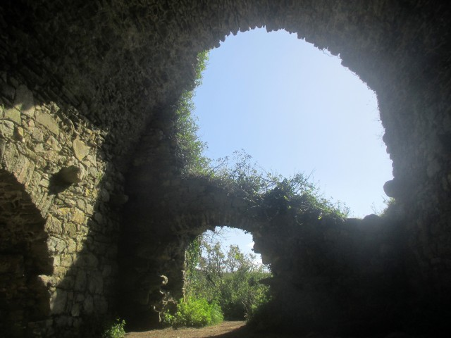 Dunhill Castle, Co. Waterford