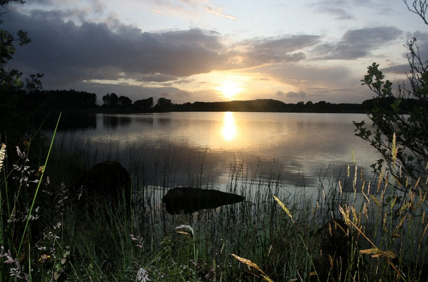 Ballyscanlon Lake, Co. Waterford