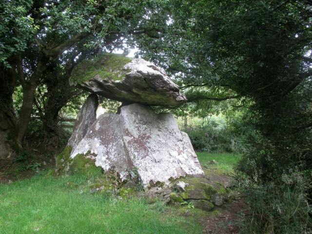 Gaulstown Dolmen, Co. Waterford