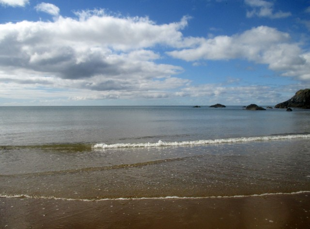 New Horizons at Annestown Beach, Co. Waterford