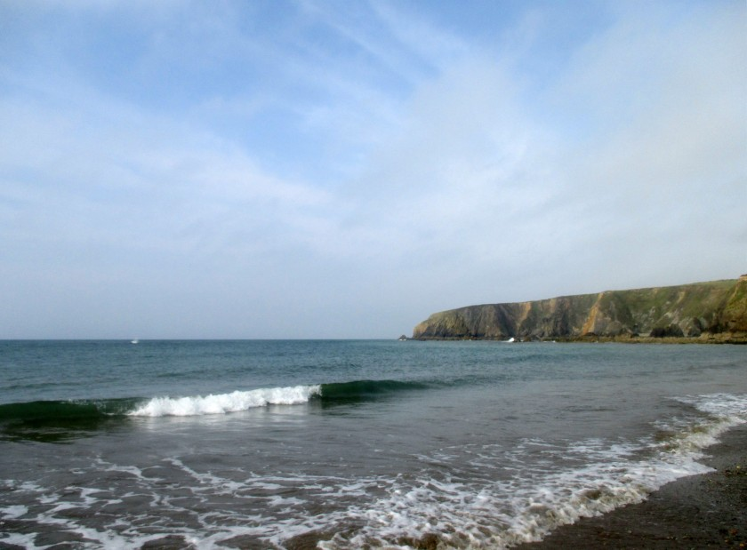 Kilfarrassy Beach, Co. Waterford