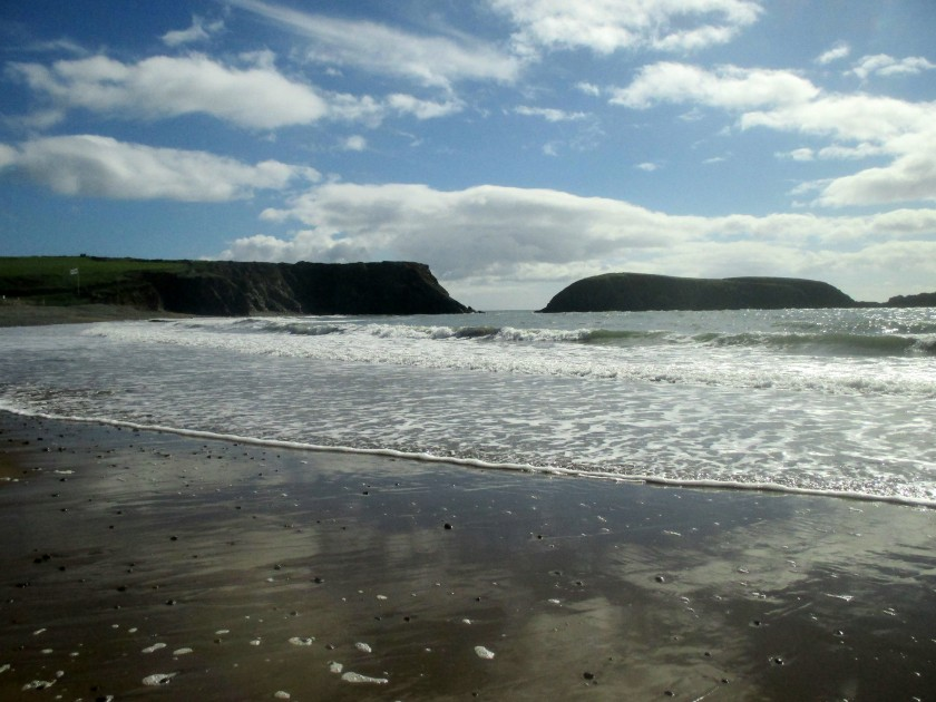 Annestown Beach, Co. Waterford