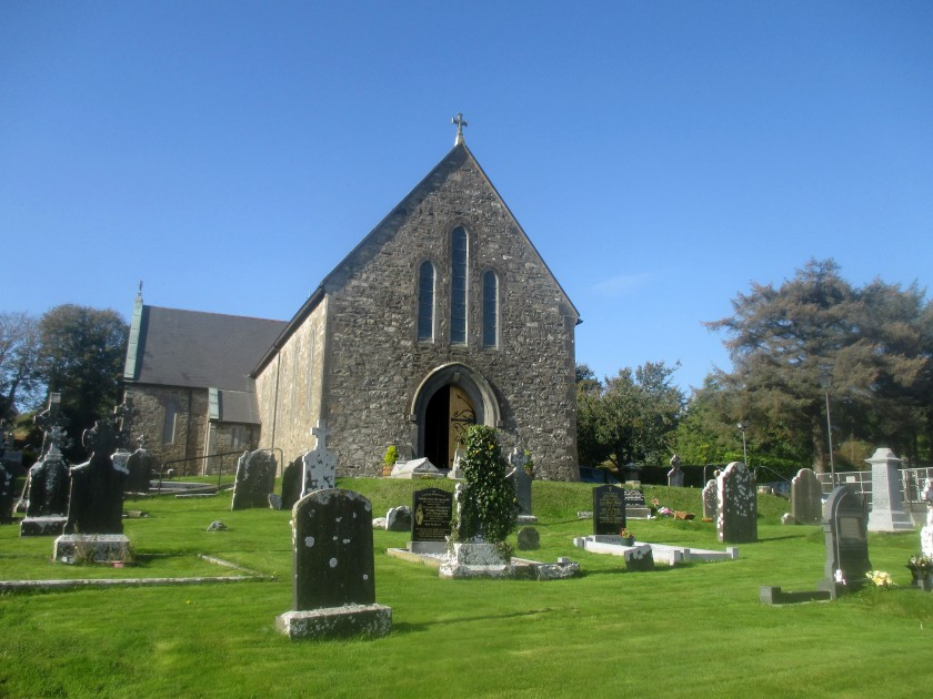 Dunhill Church, Co. Waterford.