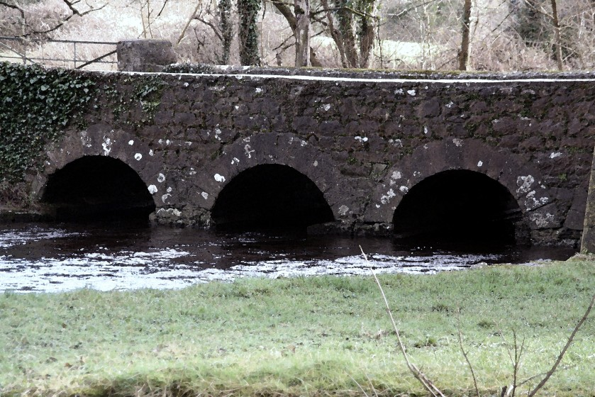 Bridge at Thoor Ballylee, Co. Sligo