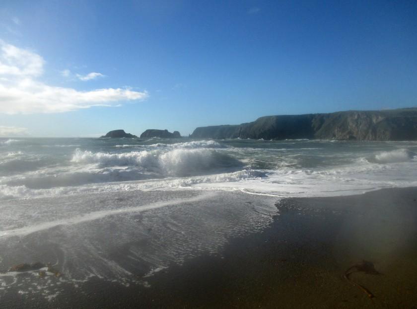 Garrarus Beach Awakening