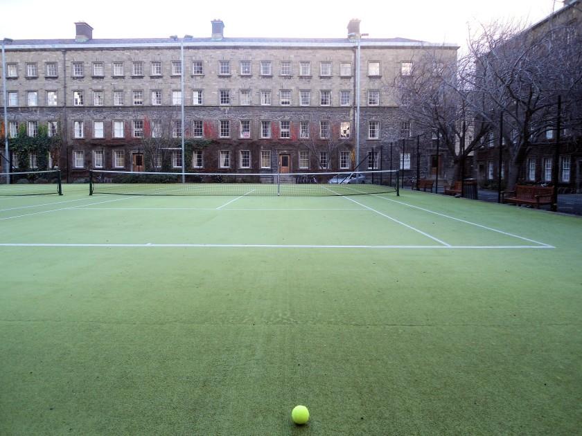 Botany Bay, Trinity College, Dublin.
