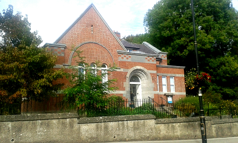 Lismore Library, Co. Waterford.