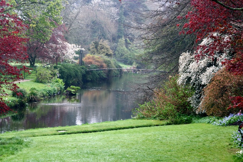 Mount Usher Gardens, Co. Wicklow.