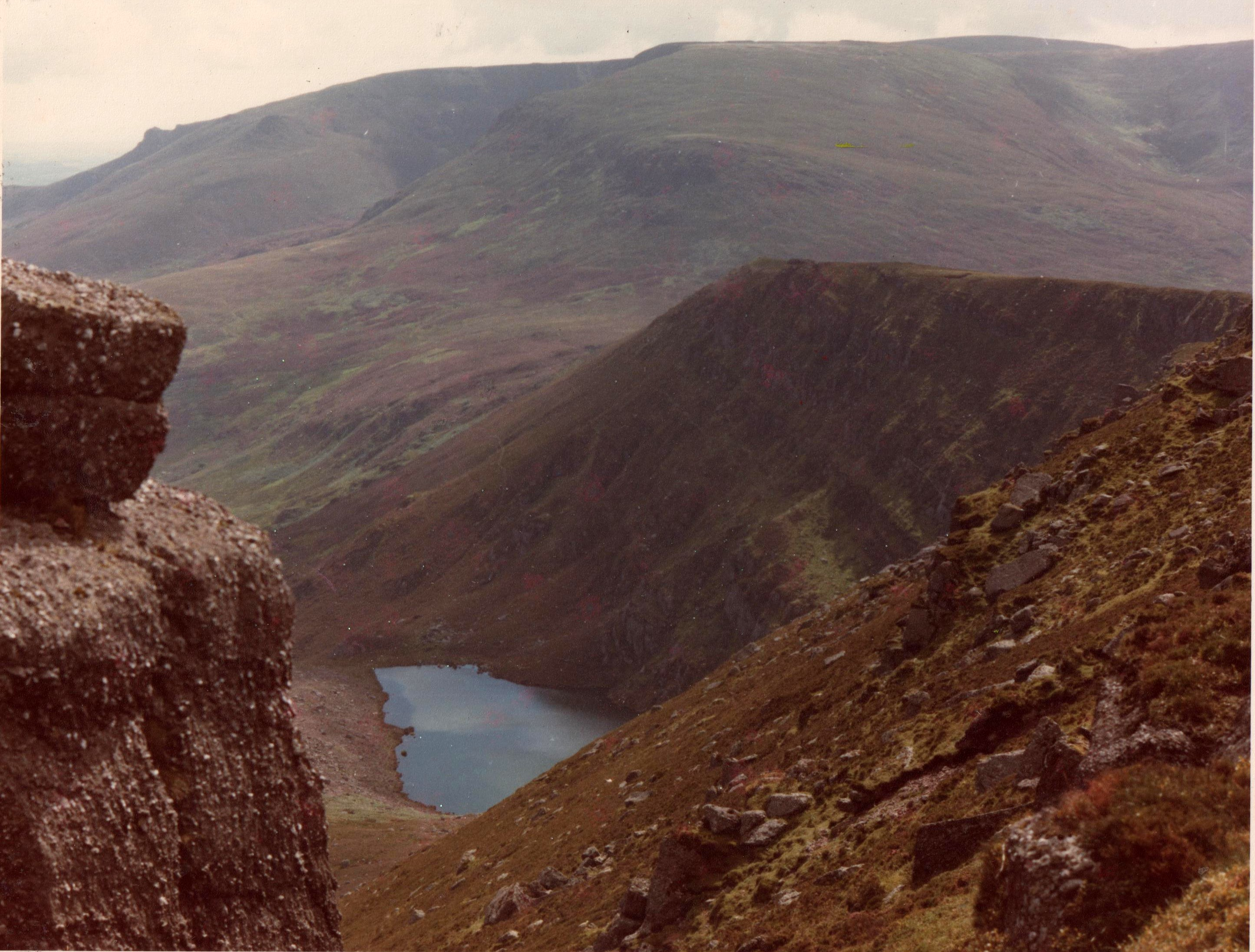 The Comeragh Mountains, Co. Waterford Photo: Frank Tubridy