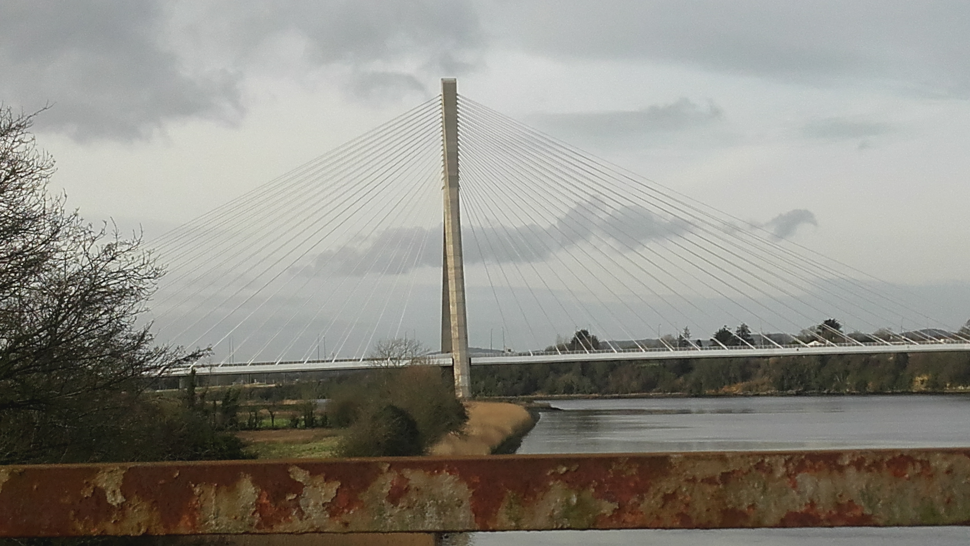 River Suir Bridge from Old Red Iron